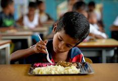 Programa Mundial de alimentación acuerda plan para atender a niños en Venezuela