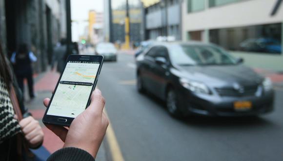 La Autoridad de Transporte Urbano (ATU) publicó el proyecto de reglamento que regula el servicio de taxi en Lima y Callao. Se plantea que vehículos cuenten con un sistema GPS (Foto: GEC)