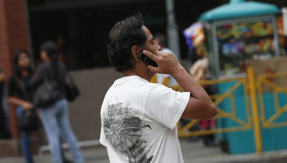 MTC suspendió 300 líneas que realizaron llamadas falsas en los últimos 20 días