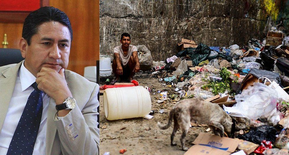 """Vladimir Cerrón asegura que Venezuela tiene una pobreza """"envidiable"""" y se iría a vivir allá (VIDEO)"""
