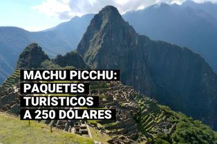 Ofrecen paquete para visitar Machu Picchu a US$ 250 con todo incluido