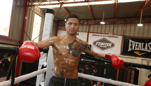 Boxeador y empresario revela que lleva 12 años viviendo entre Estados Unidos y el Callao pues tiene una esposa e hijo a quienes ver. (Foto: Fernando Sangama / GEC)