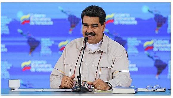 """Soy súper bigote"": Nicolás Maduro se burla de presidente de Ecuador (VIDEO)"
