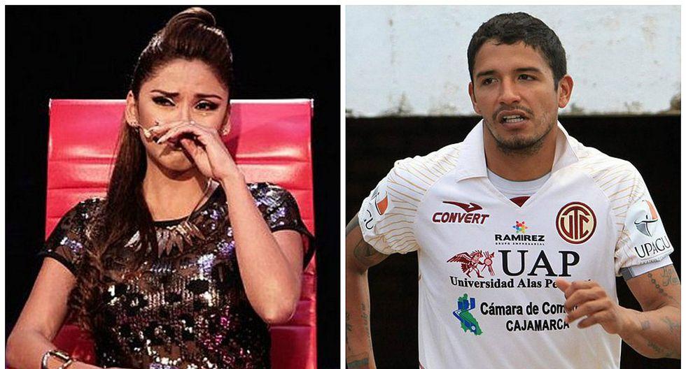 EVDLV: Fiorella Alzamora confesó que Reimond Manco la golpeó