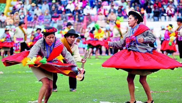 Conmemoraron 5 años como Patrimonio Cultural en Puno