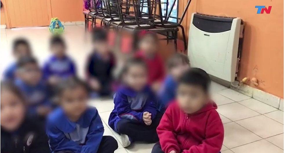 Maestra de jardín hizo bullying a su alumno de cuatro años