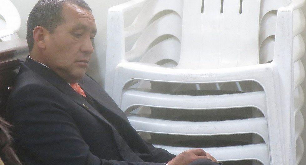 Internan a exalcalde en el penal de Huancavelica