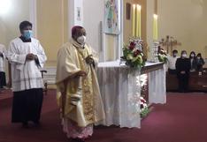 """Obispo le recuerda a las autoridades que """"los cargos son cargas"""""""