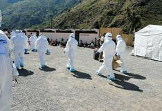 31 personas internadas en Hospital Departamental de Huancavelica con COVID-19