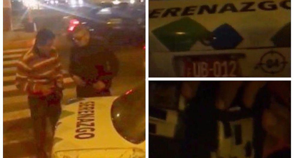 Callao: capturan a sereno que usaba patrulla para vender droga