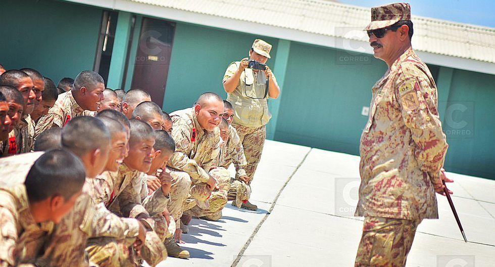 Convocan a jóvenes para que puedan servir a la patria a través del Ejército
