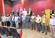 Alcaldes de Arequipa no bajan la guardia por recursos mineros