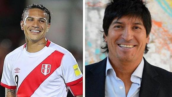 Perú vs. Chile: Iván Zamorano destaca las cualidades de Paolo Guerrero