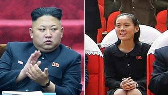 Corea del Norte: Kim Jong-Un colocaría a su hermana en importante cargo público