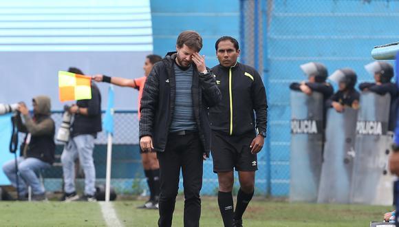 Manuel Barreto dejó de ser entrenador de Sporting Cristal en el 2020 (Foto: GEC)