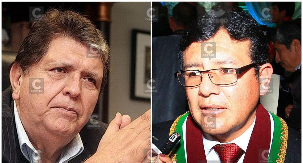 """Alcalde de Huancayo sobre Alan García: """"Tenemos que valorar la vida de un ser humano"""""""