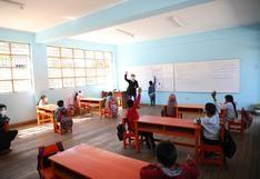Desde hoy inició clases semi presenciales en instituciones rurales de Ayacucho