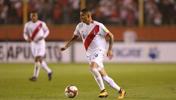Sergio Peña se pronunció en redes sociales sobre el compañerismo en la selección peruana. (Foto: GEC)