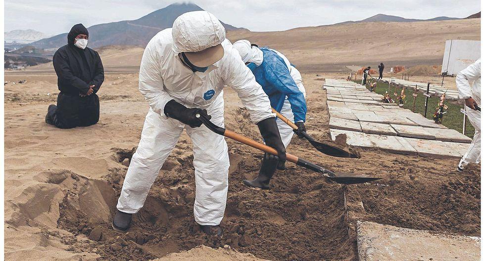 Chimbote: Dolor en medio del arenal (FOTOS)