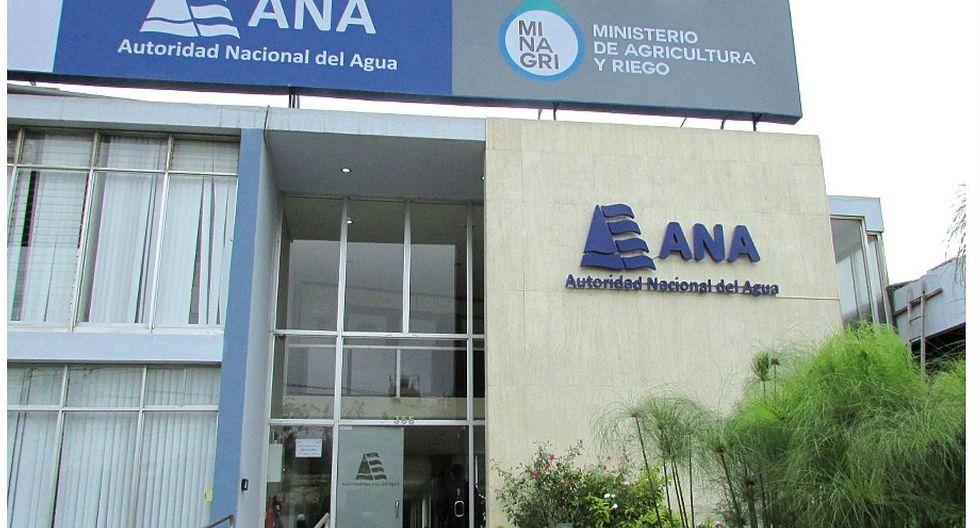 Autoridad Nacional del Agua (ANA) fiscalizará manejo y tarifas de Juntas de Usuarios de agua