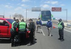 Retornan 60 peruanos expulsados de Chile tras permanecer en la cárcel por diversos delitos