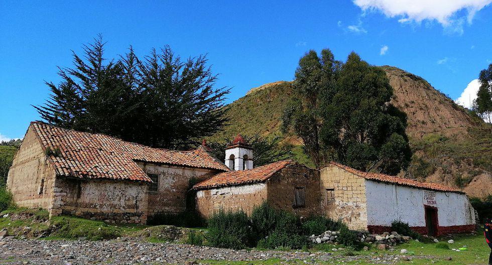 Patrimonio cultural de la Hacienda Santa Rosa en lamentable estado