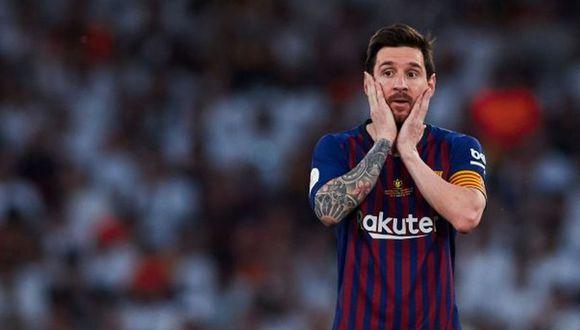 """Rivaldo: """"El problema del Barcelona no es el VAR, sino su baja calidad de su fútbol"""" (Foto: AFP)"""