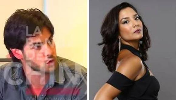 """Mayra Couto comentó antiguo video con Andrés Wiese: """"Él es el único que propicia el contacto físico"""" (@coutomayra / Captura de pantalla)."""