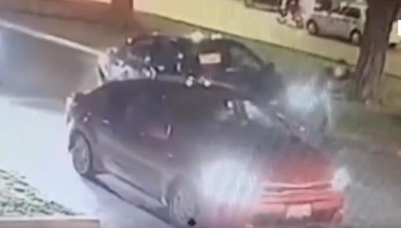 Capturan a 'raquetero' tras persecución por Surquillo y Miraflores (VIDEO)