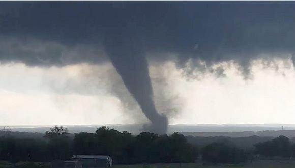 Crean sistema que pronostica tornados en EEUU con semanas de antelación