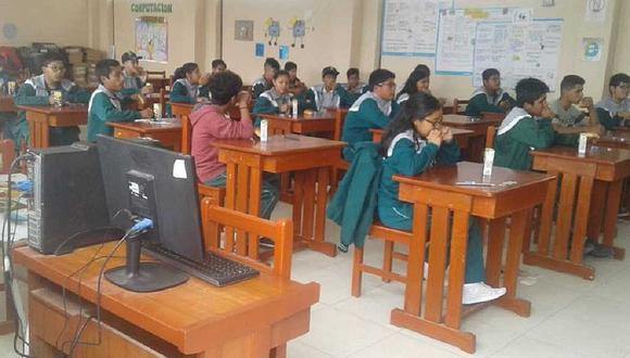 En la ECE 2019 se evaluó a 1159 alumnos