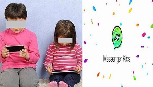 Messenger Kids: Facebook reconoce falla que permitió a niños chatear en grupos con extraños