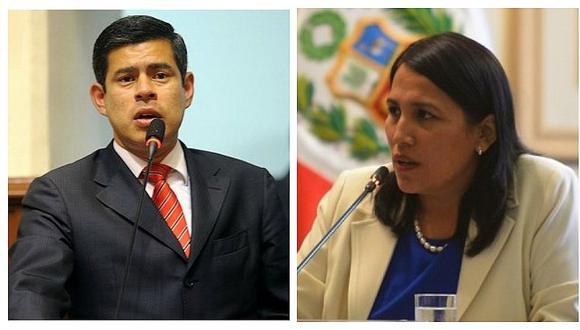 Luis Galarreta confirmó que censura a Flor Pablo no está en agenda de bancada Fuerza Popular