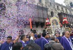 Señor de los Milagros: procesión no se realizará por segundo año, pero fieles podrán visitar imagen