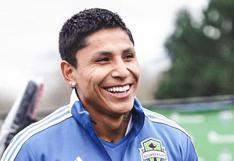 """Ruidíaz, satisfecho con sus dos goles con Seattle Sounders: """"Me llena de felicidad"""""""