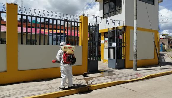El chofer y otros dos ocupantes fueron trasladados al hospital de Macusani. (Foto: Referencial)