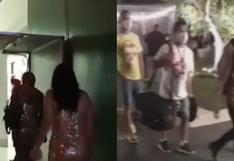 Integrantes de Son Tentación son intervenidos en local de baile ubicado en Ica (VIDEO)