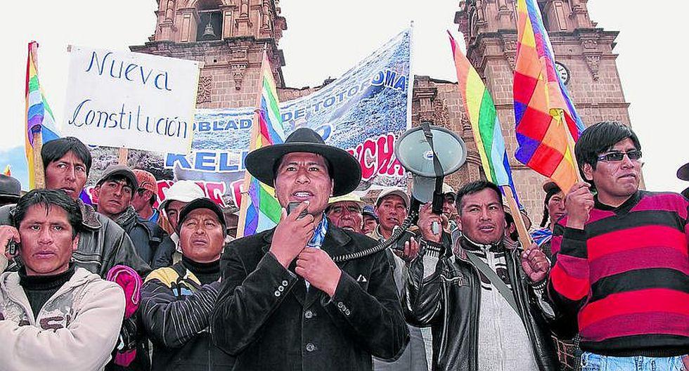 Aymarazo: La condena de 6 años de prisión para el gobernador de Puno Walter Aduviri
