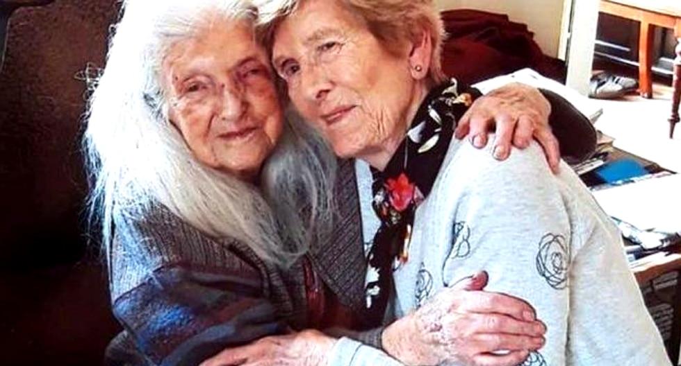 La mujer que conoció a su madre de 103 años tras buscarla por más de medio siglo
