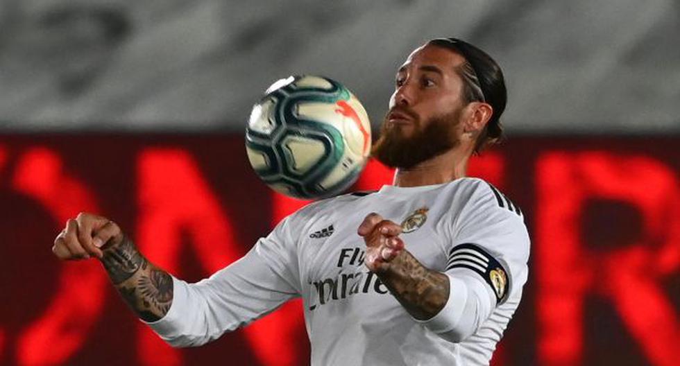 Sergio Ramos no entrenó y se perdería la apertura de la Champions con Real Madrid