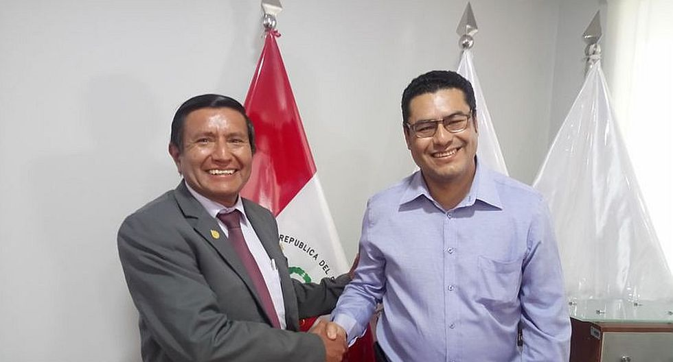 Cambian a Director Administrativo del Agua Caplina - Ocoña