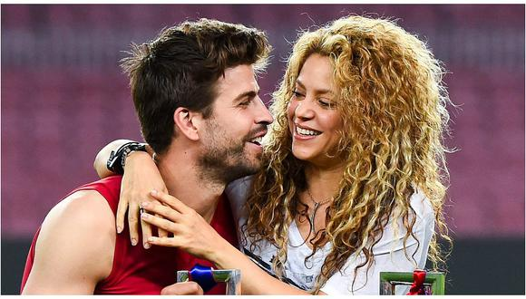 Gerard Piqué confirma planes de boda con Shakira
