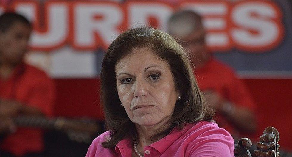 """Lourdes Flores Nano: """"Se ha cumplido un ciclo en mi vida política"""""""