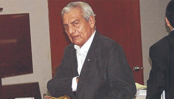 El lunes deciden si ratifican absolución o condenan a Elidio Espinoza