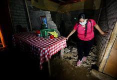 Reportan daños y colapsos en al menos 8 viviendas por temblor de 6.0 de magnitud en Cañete