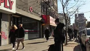 Nueva York afectada por el aumento de contagios en Estados Unidos