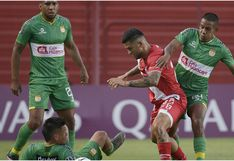 Sport Huancayo igualó 1-1 con Argentinos Jrs por la Copa Sudamericana (VIDEO)