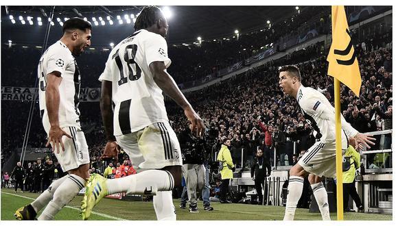 Cristiano Ronaldo recibió ovación en restaurante de Turín (VIDEO)