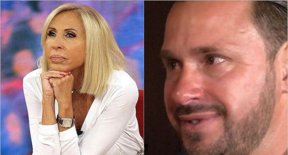 Cristian Zuárez le pide perdón a Laura Bozzo por haberla demandado