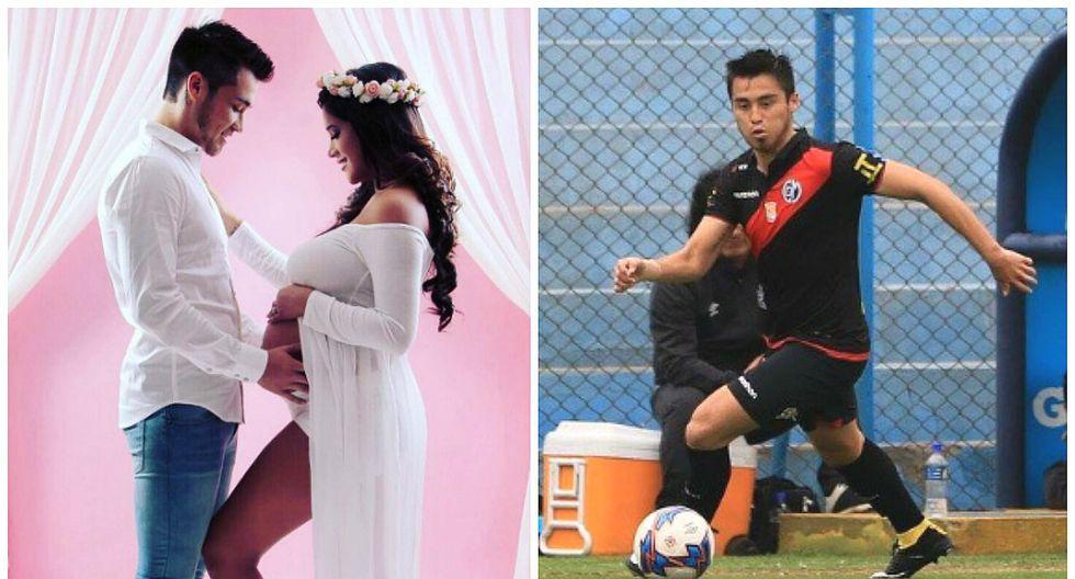 Rodrigo Cuba: así fue la emotiva dedicatoria a su hija tras anotar un gol (FOTOS)